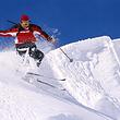 【周末】长城岭滑雪场8小时滑雪票(含雪具)