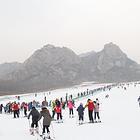 五莲山滑雪场