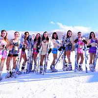 日照浮来青滑雪场