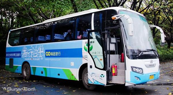 简途.四川旅游直通车