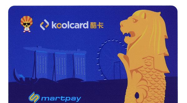 新加坡酷卡