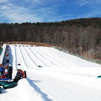 九峰山滑雪场