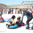 温都水城滑雪场