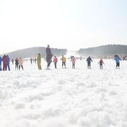 徐州大景山滑雪场