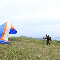藤桥滑翔伞基地