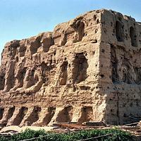 吐鲁番台藏塔遗址
