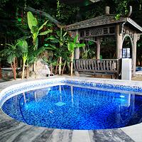 欧乐堡雨林温泉
