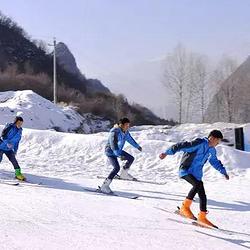老爷山滑雪场