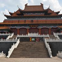 中央电视台南海影视城