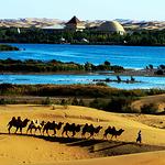 七星湖沙漠风景区