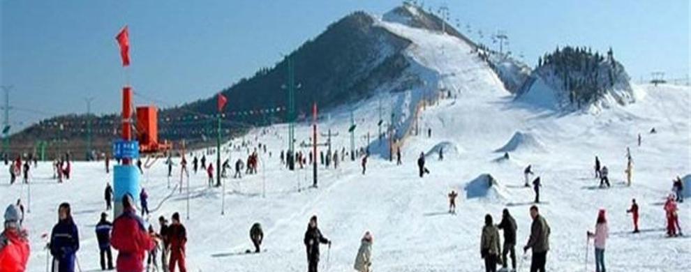 滑雪场规模