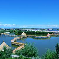 大河口景区