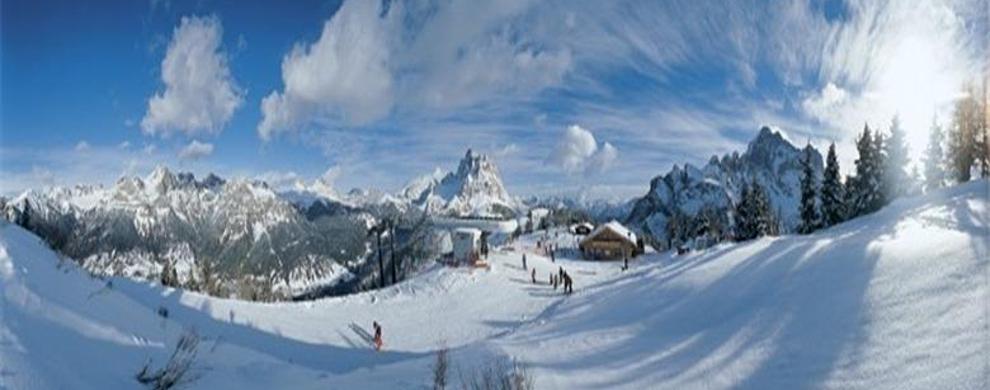滑雪训练基地