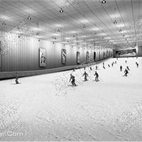 天鹅堡室内滑雪场