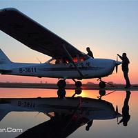 滨州飞行体验基地