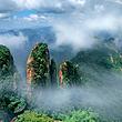仙华山景区