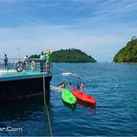 沙巴婆罗洲大堡礁