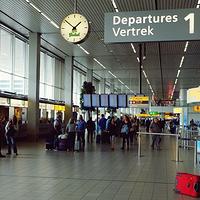 史基浦机场到阿姆斯特丹的火车