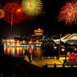 泰州凤城河景区