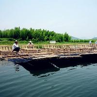 双溪竹海漂流