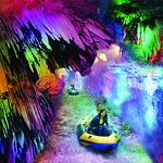 天谷旅游景区(天然地下画廊)
