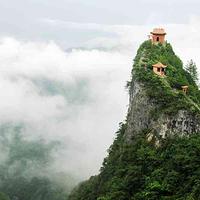 巴东三峡女人谷旅游区