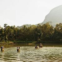 老挝大象保护村