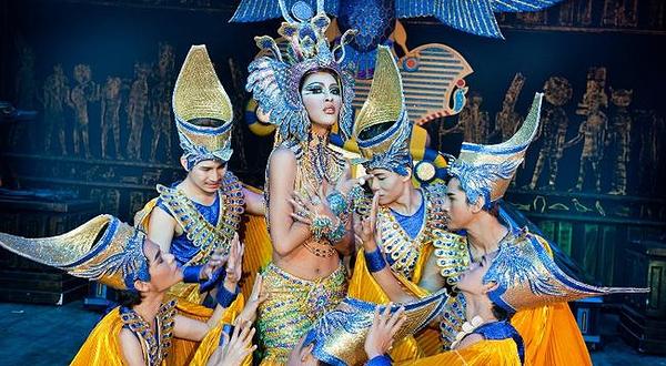 泰国普吉岛西蒙之星人妖秀