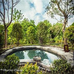 扬州瘦西湖温泉