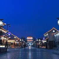 中华水上古城
