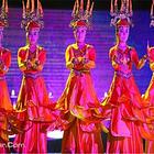 新疆巴音布鲁克《东归·印象》实景演出