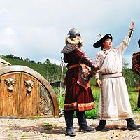 蒙古之源·蒙兀室韦文化旅游景区