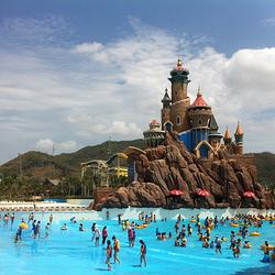 青鱼湾水上乐园