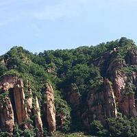 九龙峡自然风光旅游区