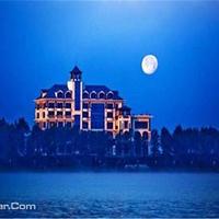 月亮岛俄罗斯风情水上乐园