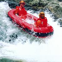寿山溪漂流