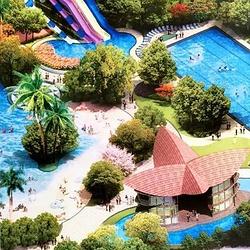 南充凤凰谷水上乐园