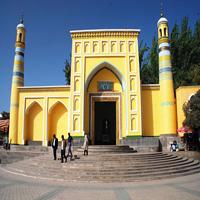 喀什艾提尕尔清真寺