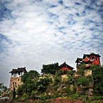 神龙山巴人石头城