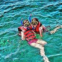 沙巴亚庇美人鱼岛