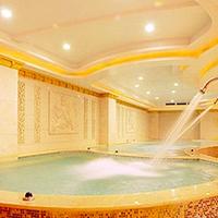 正阳温泉商务大酒店温泉洗浴