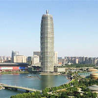 大玉米58楼城市观光厅