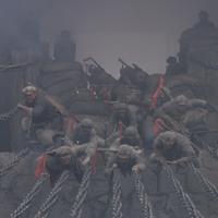 延安4D电影体验《阿良的长征》
