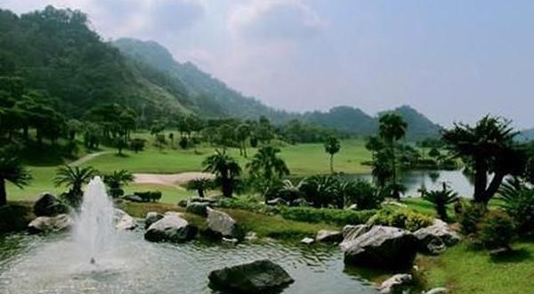 台湾老爷关西高尔夫俱乐部
