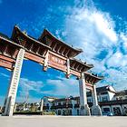 东台西溪古城