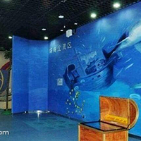 灵石海洋迪士尼科技馆