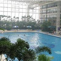 空中花园游泳馆