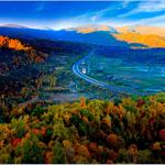 亚布力虎峰岭风景区
