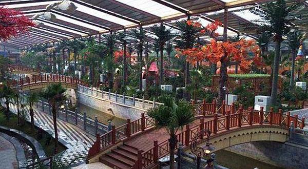 西双塘兴龙温泉生态城