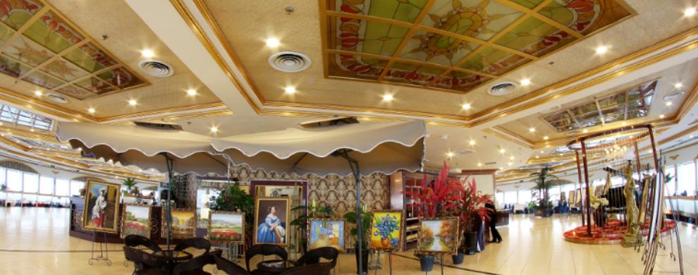 龙塔云尚西餐厅